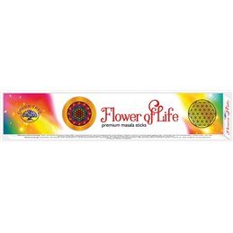 "Green Tree Incense ""Flower of Life"" 15gr."