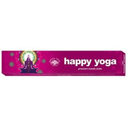 "Green Tree Incense ""Happy Yoga"" 15gr."