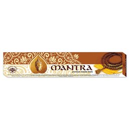 "Green Tree Incense ""Mantra"" 15gr."