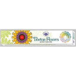 "Green Tree Incense ""Tibetan Flowers"" 15gr."