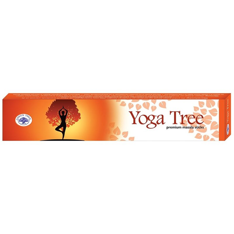 "Green Tree Incense ""Yoga Tree"" 15gr."