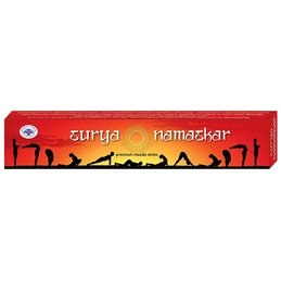 "Green Tree Incense ""Surya Namaskar"" 15gr."