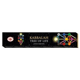"Green Tree Incense ""Kaballah Tree of Life"" 15gr."