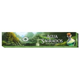 "Green Tree Incense ""Agua Sagrados"" 15gr."