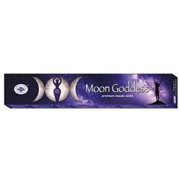Green Tree Incense Moon Goddess 15gr